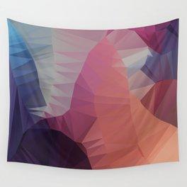 Flower / Poster, scandinavian, art, art print, geometric, pastel, friends, love, summer, Christmas Wall Tapestry