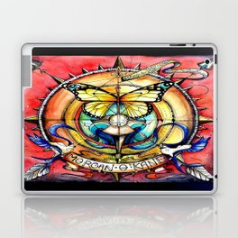 """Morgan O'Kanes """"One They Call the Wind"""" Laptop & iPad Skin"""