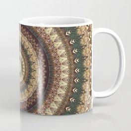 Touched by Nature Mandala Coffee Mug