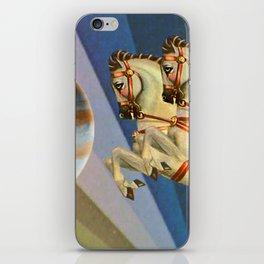 Tempio di Giove Ottimo Massimo iPhone Skin