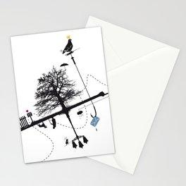 Sie haben Post. Stationery Cards