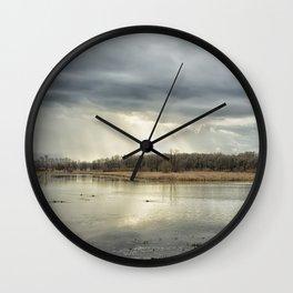Birdland Wall Clock
