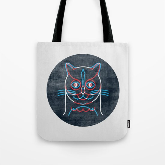 The Pussycat and The Owl Tote Bag