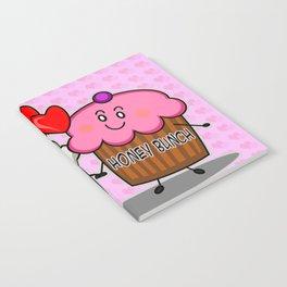 Sweetie-pie Honey bunch Notebook