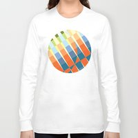art deco Long Sleeve T-shirts featuring Art Deco by Robert Cooper