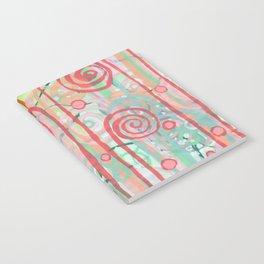 Fiddlehead Notebook