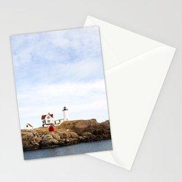 Nubble Light III Stationery Cards