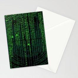 Matrix (1) Stationery Cards