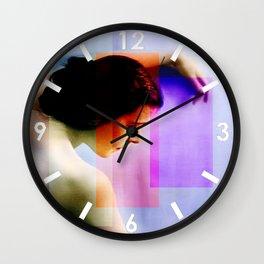 Theda Bara Wall Clock