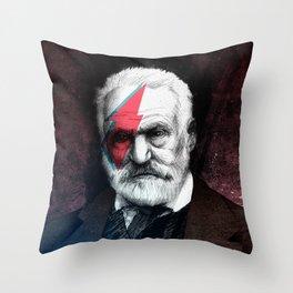 Victor Hugo Throw Pillow