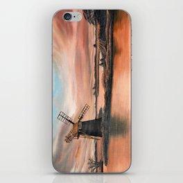 How Hill Windmill iPhone Skin