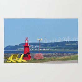 The Windy Coast Rug