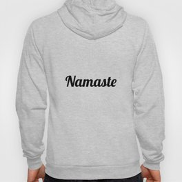 Namaste no.2 Hoody