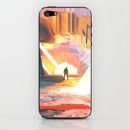 Stone Light iPhone Skin