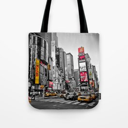 Times Square - Hyper Drop Tote Bag