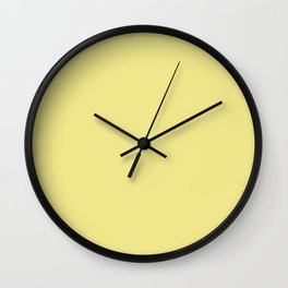 KHAKI Wall Clock