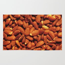 almond texture Rug