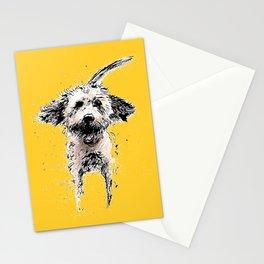 Labradoodle Larking! Stationery Cards