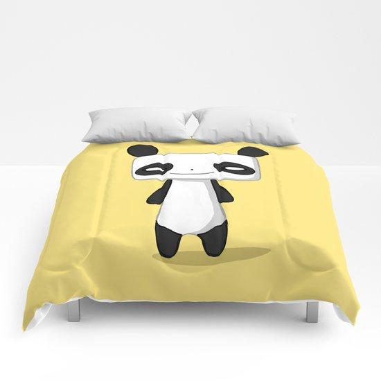Panda 2 Comforters