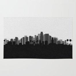 City Skylines: Los Angeles (Alternative) Rug