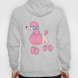 Pink Poodle Hoody