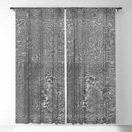 monomarble Sheer Curtain