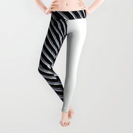 Abstract Architecture Curves Leggings