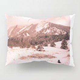 Flatirons (Velvia 100F) Pillow Sham
