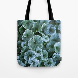 Frosty Reprise Tote Bag