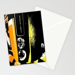 Checkered Flag Stationery Cards
