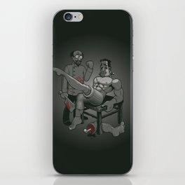 Frankenstyle iPhone Skin