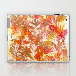 Leaves Texture 01 Laptop & iPad Skin