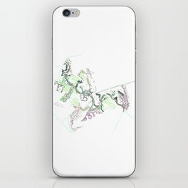 City of Plants iPhone Skin