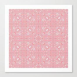 symmetry 3 Canvas Print
