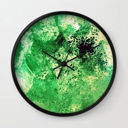 Volcano Calm III Wall Clock