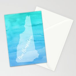 Sweet Home New Hampshire Stationery Cards