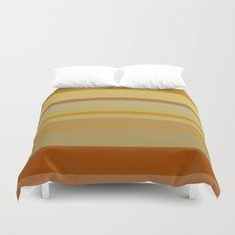 Desert Stripes Duvet Cover