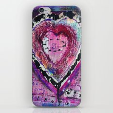 Love Always Wins iPhone & iPod Skin