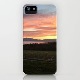 Good Morning Grizzlies iPhone Case