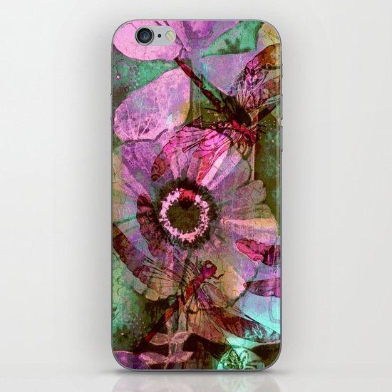 Dragonflies in a Dream iPhone Skin