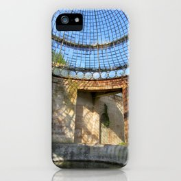 Alton Towers Green House  iPhone Case