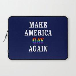 Make America Gay Again Laptop Sleeve