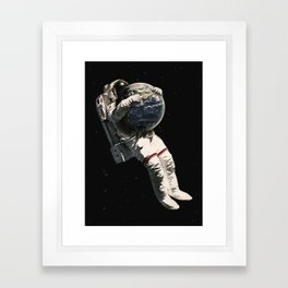Hugger Framed Art Print