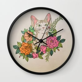 Our Innocence Came At A Cost Wall Clock
