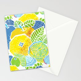 New Fruits Stationery Cards