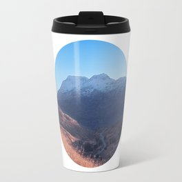 Fall in Alaska Photography Print Travel Mug