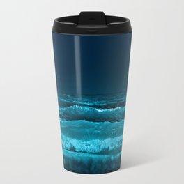 Blue wild Energie Travel Mug