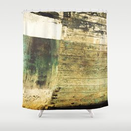 Nautical Texture I Shower Curtain