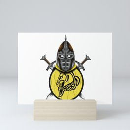 WHITERUN GUARD Mini Art Print