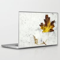 frozen Laptop & iPad Skins featuring frozen by Bonnie Jakobsen-Martin